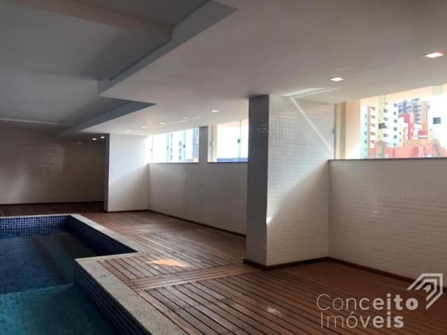 Apartamento para alugar com 3 dormitórios em Centro, Ponta grossa cod:392517.001 - Foto 5