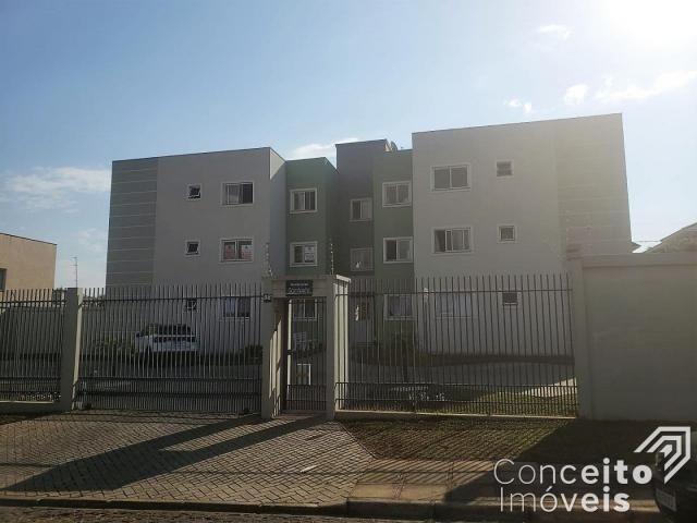 Apartamento à venda com 3 dormitórios em Oficinas, Ponta grossa cod:392974.001 - Foto 3