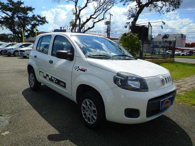 FIAT UNO VIVACE 1.0 EVO 8V FLEX 4P MEC. - Foto 2