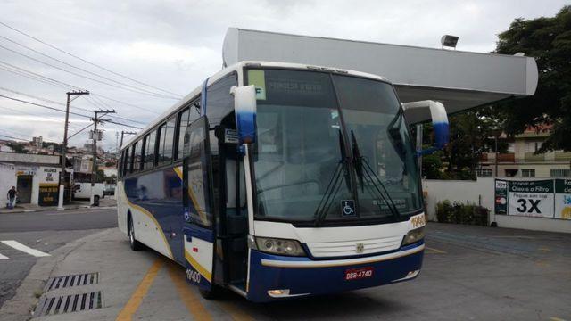 Ônibus Volkswagen 17.260 LO 4x2 - Busscar Vissta Buss HI 46 Passageiros - Foto 3