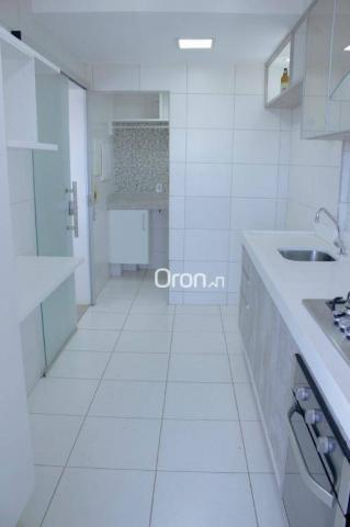 Apartamento à venda, 88 m² por R$ 445.000,00 - Jardim Goiás - Goiânia/GO - Foto 8
