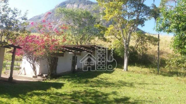 Sítio com 2 dormitórios à venda, 36000 m² por R$ 870.000,00 - Inoã - Maricá/RJ - Foto 6
