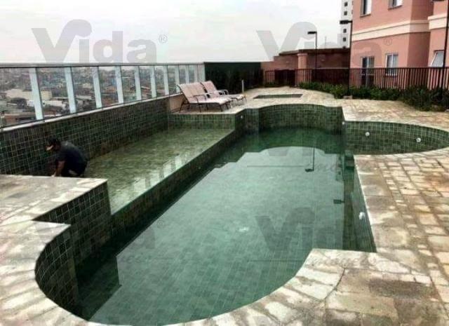 Apartamento à venda com 2 dormitórios em Santa maria, Osasco cod:36120 - Foto 15
