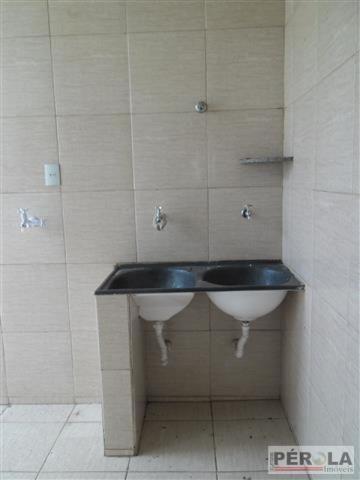 Casa geminada com 2 quartos - Bairro Jardim América em Goiânia - Foto 7
