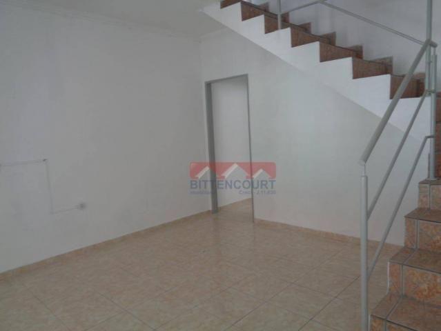 Sobrado com 3 dormitórios, 171 m² - venda por R$ 540.000,00 ou aluguel por R$ 2.200,00/mês - Foto 2
