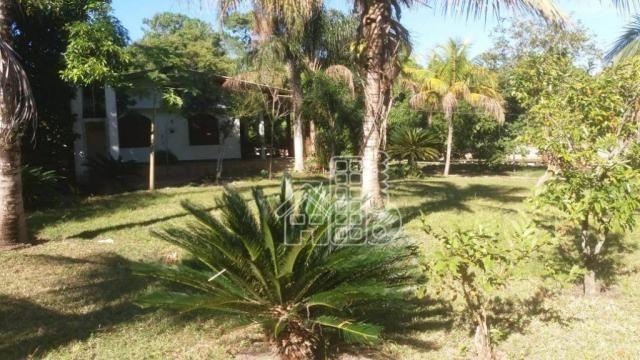 Sítio com 2 dormitórios à venda, 36000 m² por R$ 870.000,00 - Inoã - Maricá/RJ - Foto 4