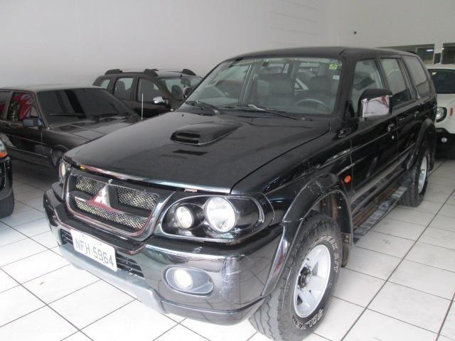 Mitsubishi pajero sport 4x4 automatica diesel - Foto 7