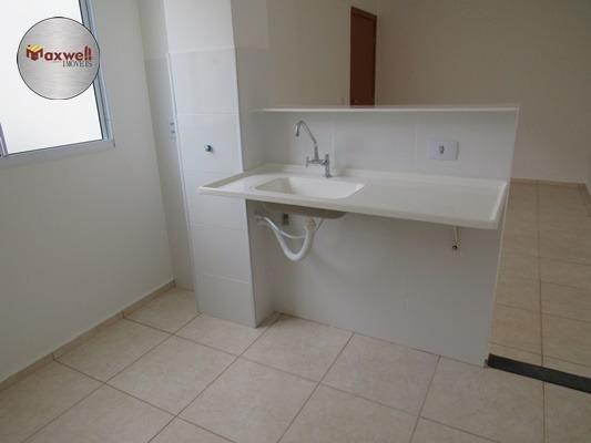 Aluga-se apartamento novo - Condomínio Gran América - Foto 5