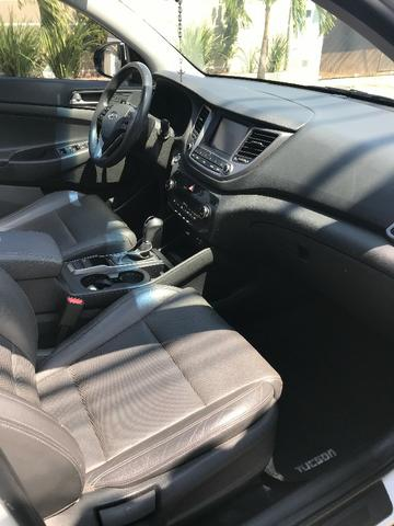 New Tucson Hyundai GLS 1.6 GDI Turbo (Aut) 2018 com IPVA 2020 Pago - Foto 5