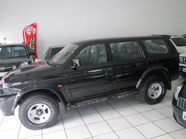 Mitsubishi pajero sport 4x4 automatica diesel