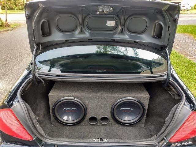 Fiat Marea SX 1.8 2002 . Suspensão a ar Rodas 17 Super Oferta Boa Vista Automóveis - Foto 16