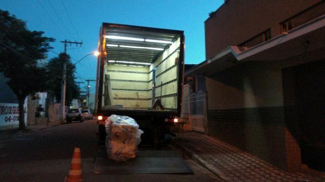 Mudança Caminhão Baú, Retorno, SP,RJ,MG,BA,ES,PE, - Foto 4