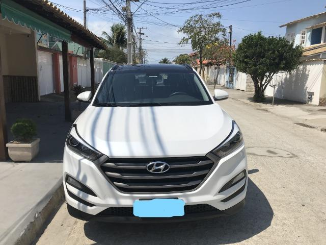 New Tucson Hyundai GLS 1.6 GDI Turbo (Aut) 2018 com IPVA 2020 Pago