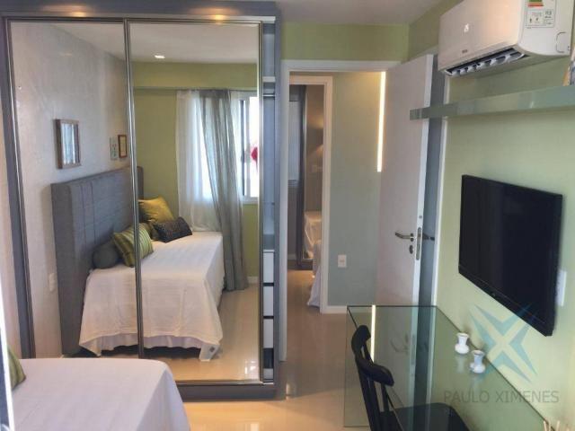 Apartamento à venda, 79 m² por R$ 848.000,00 - Aldeota - Fortaleza/CE - Foto 10