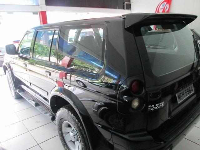 Mitsubishi pajero sport 4x4 automatica diesel - Foto 8