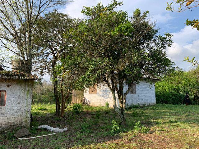 Chácara com casa e galpão - Foto 4