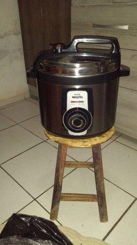 Panela de pressão elétrica Philips walita 220v