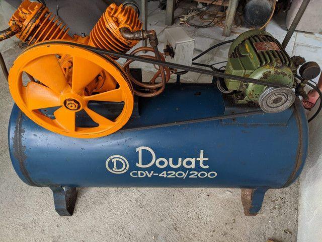 Compressor de ar profissional - Foto 5