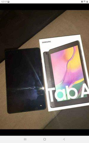 Tablet Samsung A 32Gb Android 8.0 um mês de uso  - Foto 2