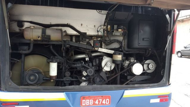 Ônibus Volkswagen 17.260 LO 4x2 - Busscar Vissta Buss HI 46 Passageiros - Foto 5