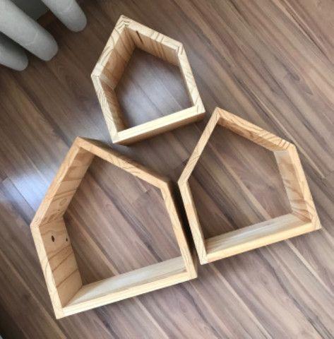 Trio nicho casinha - Foto 4