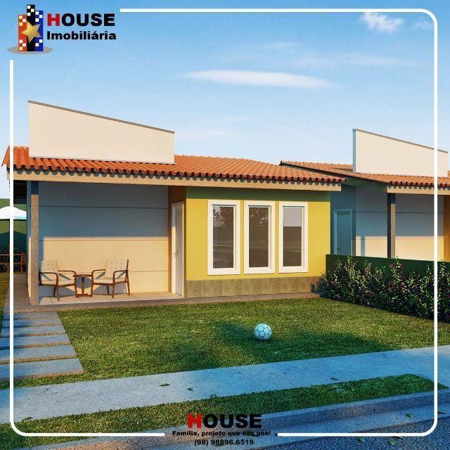 Realize seu Sonho da casa Propria,Cidade Jardim, Condominio, 3 quartos, - Foto 2
