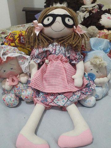 Bonecas de Pano - novas - Foto 4