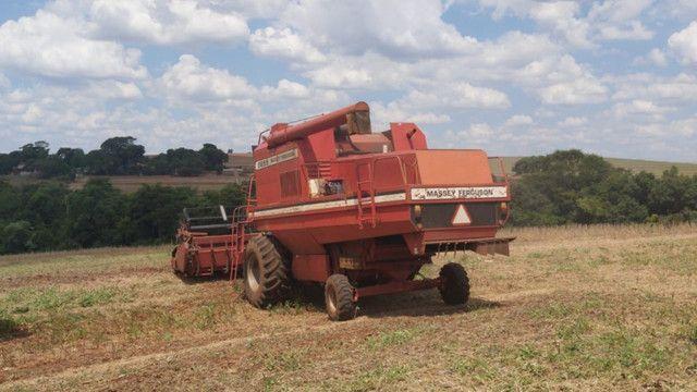 Máquina Massey ferguson 6855 - Foto 2