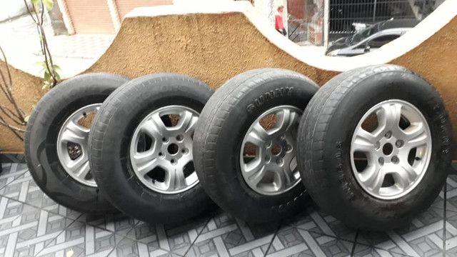 Rodas para S10 - Foto 2