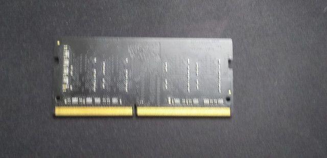 Memória Ram Ddr4 8gb 2666 Mhz Para Notebook Nunca Usado - Foto 3