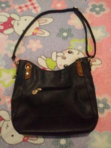 Vendo essa linda bolsa nova por 100 reais - Foto 3