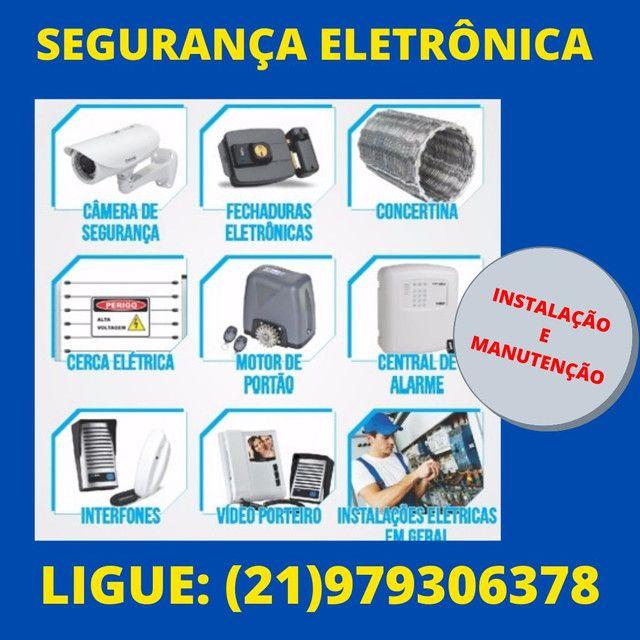 Segurança Eletrônica Condominial e residêncial - Foto 2