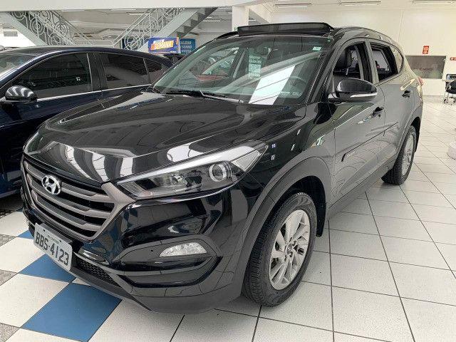 Hyundai Tucson 1.6 GLS Turbo 2018 - Foto 2