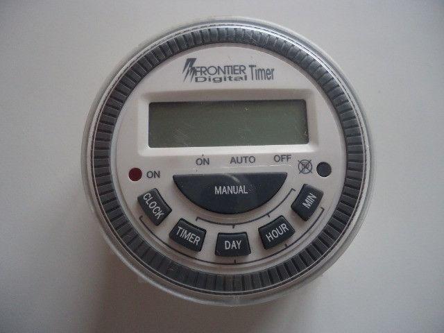 Temporizador Digital Timer Frontier Tm619h2 4pin - Foto 3