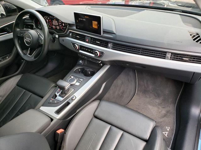 Audi A4 Launch Edition TFSI 2.0 C/ Teto Impecável - Foto 12