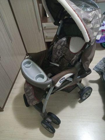 Bebê conforte e Carrinho - Foto 2