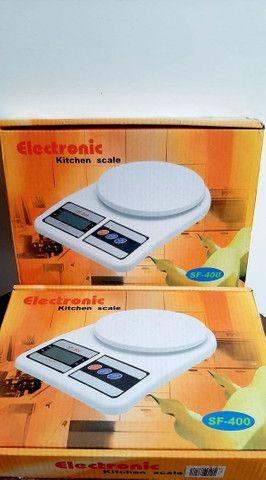 Balança Digital De Precisão Cozinha 10kg Nutrição E Dieta<br><br><br> - Foto 3