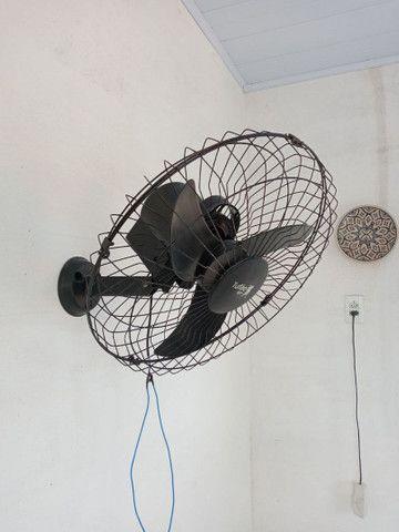 Vendo Ventilador tufão de 50 cm - Foto 4