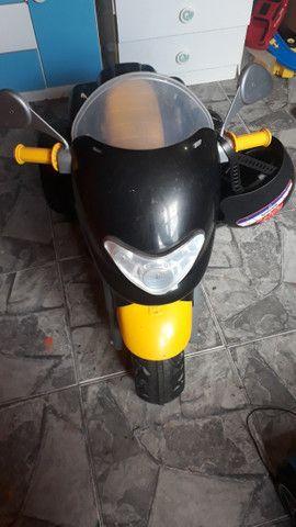 Moto elétrica para criança - Foto 4