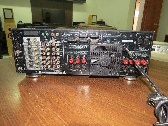 Raríssimo Receiver Kenwood KR-X 1000 - Foto 4