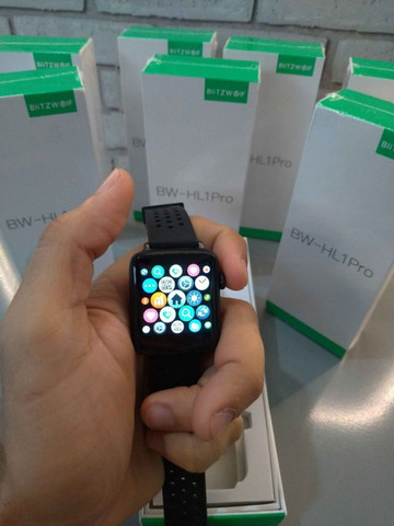 Smartwatch BlitzWolf Bw Hl1 Pro Original e Lacrado - Foto 2