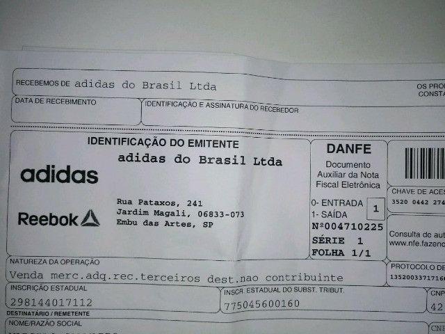 Mochila Adidas 3s Original Training Grande 50 cm Linda*Entrega Delivery Chama no ZAP - Foto 3