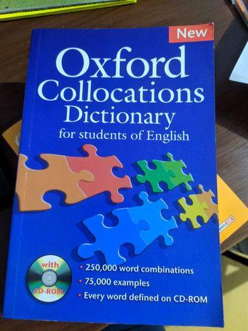 Melhor dicionário collocation