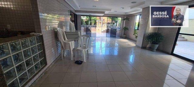 Apartamento em Manaíra João Pessoa a 100 metros do mar. - Foto 12