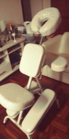 Vendo cadeira de Shiatsu.  - Foto 5