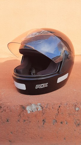 2 capacetes + 2 capas (gratuito) - Foto 17