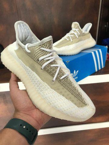 Tênis Adidas Yeezy Boost 350 v2 - 350,00 - Foto 6