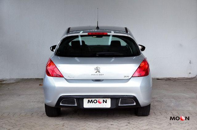 Peugeot 308 Allure 1.6 Mec. em ótimo estado revisado!! - Foto 6