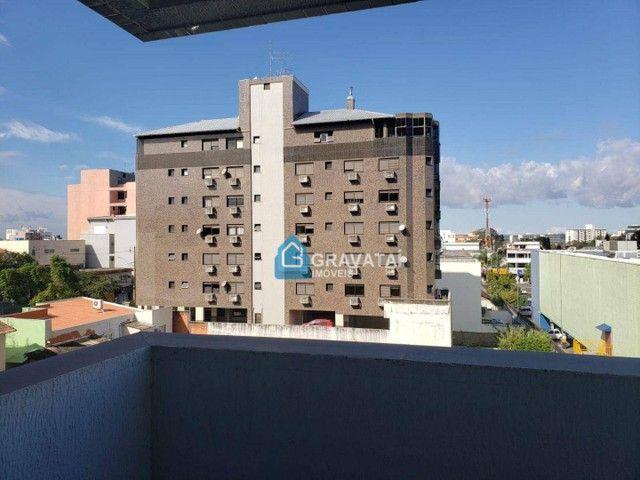 Apartamento com 2 dormitórios para alugar, 85 m² por R$ 2.200/ano - Centro - Gravataí/RS - Foto 12