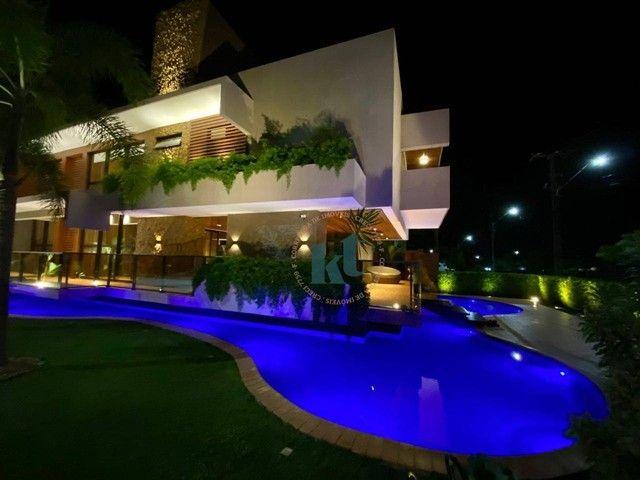 Casa com 4 dormitórios à venda, 538 m² por R$ 3.500.000,00 - Portal do Sol - João Pessoa/P - Foto 7